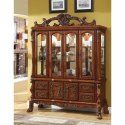 Standard Cupboard Rosewood Antique Style Showcase, For Home
