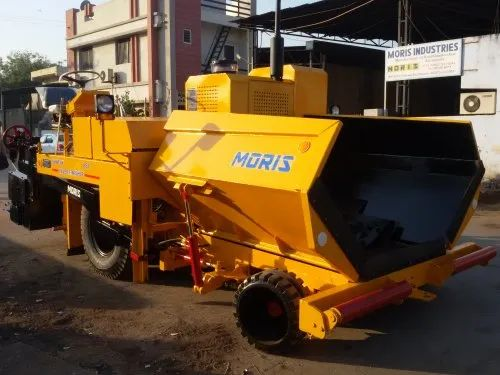 90 TPH Asphalt Paver Finisher