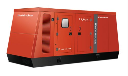 250 kVA Mahindra Powerol Silent Diesel Generator