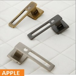 Apple Brass Mortise Handle