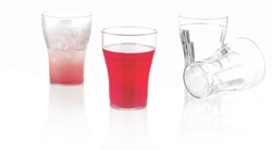 Designer Stylish Clear Glass Set