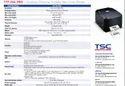 TSC TTP244 Pro Barcode Label Printers