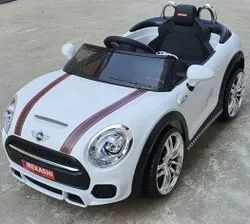 White Mks 001 Indian Battery Operated Car