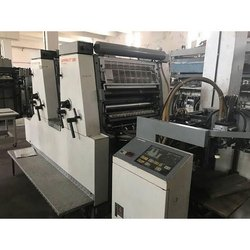 Komori Sprint 226 2 Color Offset Printing Machine