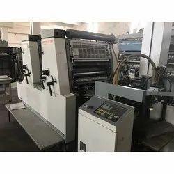 Komori Sprint 226 2 Color Offset Printing Machine