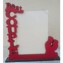 Love Wooden Photo Frame