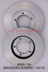 Brake Disc For Mahindra Scorpio / M2 Di