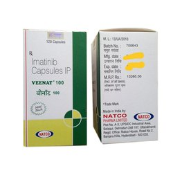 Veenat 100 Mg Imatinib Capsules Ip