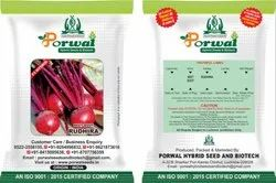 Porwal Hybrid Beetroot Seed, 50 G, Packaging Type: Packet