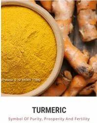 Finger Curcuma Longa Organic Turmeric Powder, For Spices
