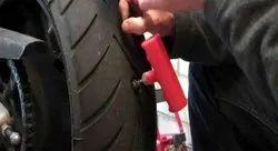 Tubeless Tyre Repairing in Aurangabad
