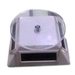 Acrylic Solar Rotating Display Box