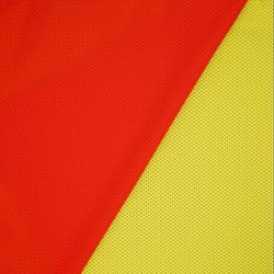 Dot Knit Polyester Fabric