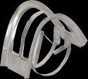 Metallic IMTP Saddle