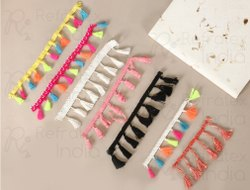 Colorful Stylish Fringes