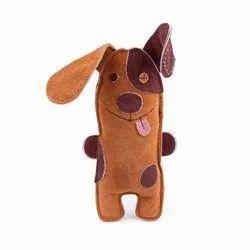 Dog Leather Toy