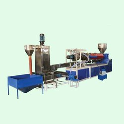 Road Waste Plastic Recycling Machine