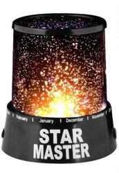 Mix Color Plastic LED Star Master