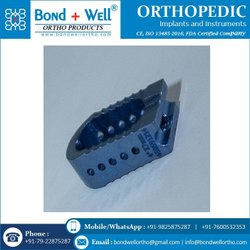 Orthopedic Implants P Lif Kidney Cage