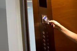 Lift Biometric Access Control System