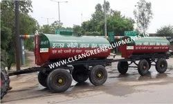 Iron Chemical Sprayer Tanker