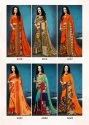 Haytee Colors Vol-46 Heavy Dani Printed Saree Catalog