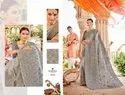 Kalista Sangeet Reach Look Party Wear Saree Catalog