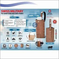 Sanitizer Holder - Swiss Military