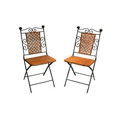 Custom Iron Designer Chair, For Home