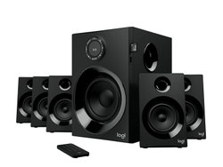 Logitech Z607 5.1 Surround Sound Speaker System, 160 W