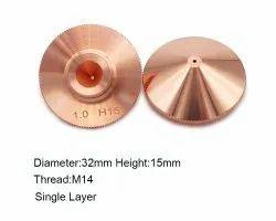 Raytools Laser Nozzles