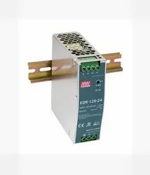 MEANWELL SMPS EDR-120-24