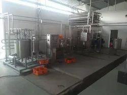 Mini Dairy Plant - UPTO 2000 Litre Per Day- Pouch Pack Milk