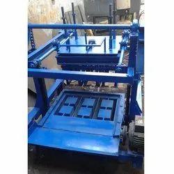 JEW-ME01 Manual Concrete Block Making Machine