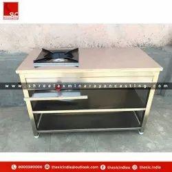 Slc Stainless Steel Bhatti