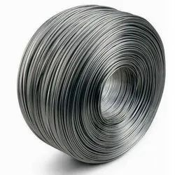 Silver Stainless Steel Binding Wire, For Construction