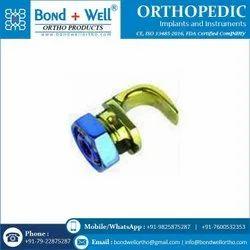 Orthopedic Laminar Hook Wide Blade