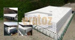 GRP Water Reservoir Tank