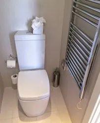 White One Piece WC Western Toilet