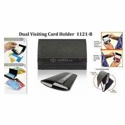 Dual Side Visiting Card Holder