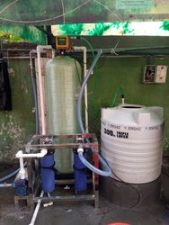 Automatic Softener Plant