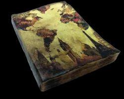 Vintage Wanderer Handmade Leather Notebook