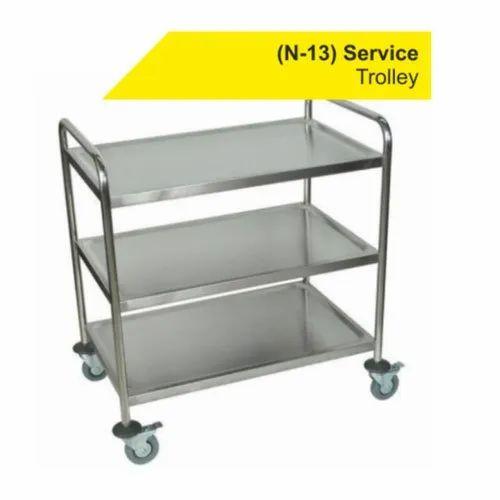N13 SS Service Trolley