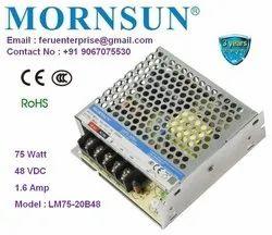 LM75-20B48 Mornsun SMPS Power Supply