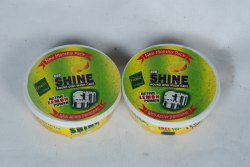 Green lemon OOB Shine Round Cake 500 GM, For Dish Washing, Packaging Type: Bag