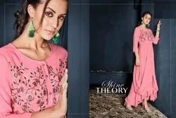 Heavy Designer Indian Wear Kurti
