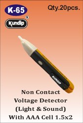 AC Voltage Detector  With 2  AAA Battery
