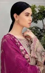 Shree Fabs Serene Premium Embroidered Vol-4 Pakistani Style Heavy Suits Catalog