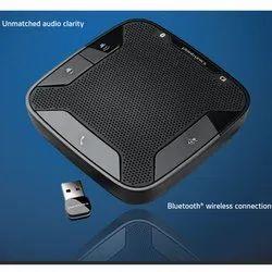 Black Plastic Calisto 620 USB Speaker