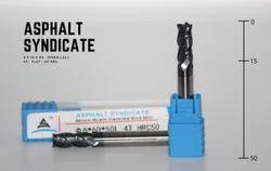 6 x 15 x 50 (Parallel) 4F - Flat - 50 HRC